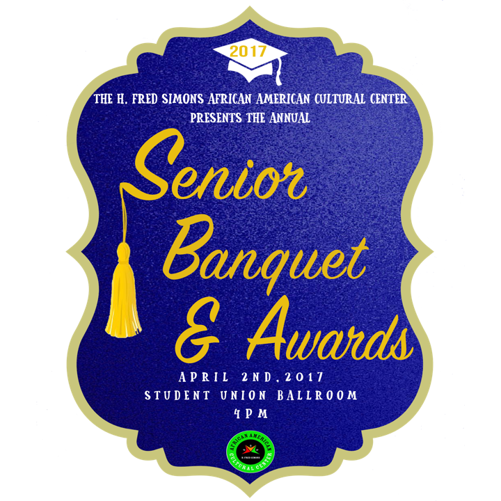 Senior Banquet Save The Date