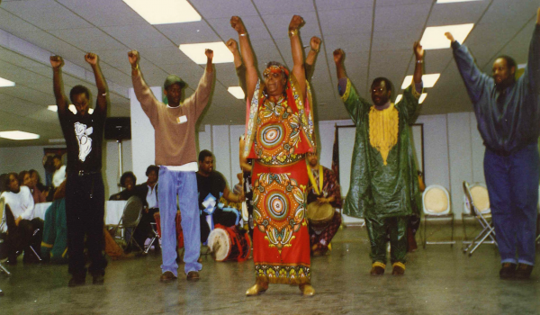 Bloggers Join In Welcoming U S Cultural Affairs Officers: African American Cultural Center
