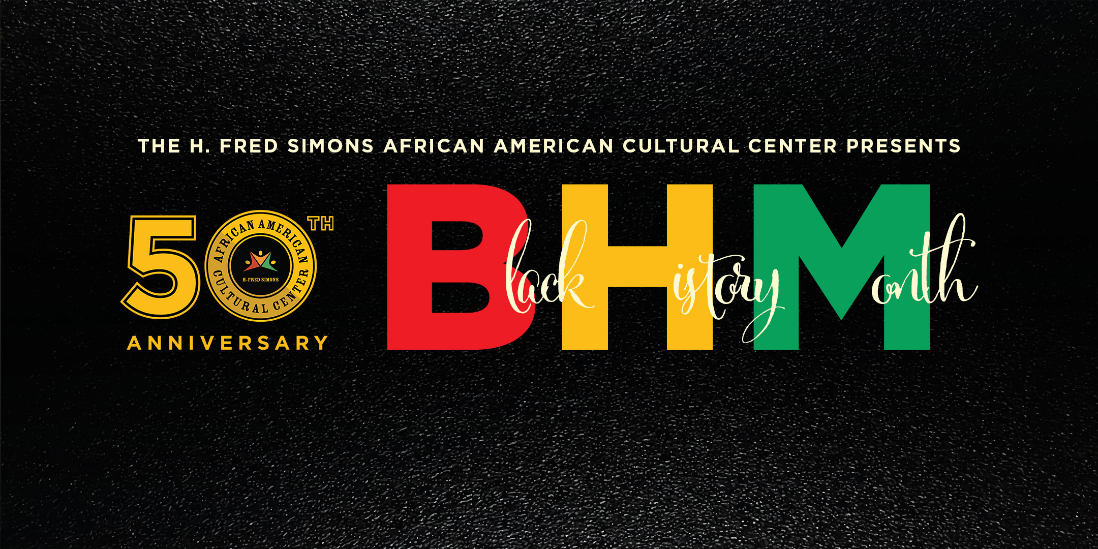 Black History Month Header