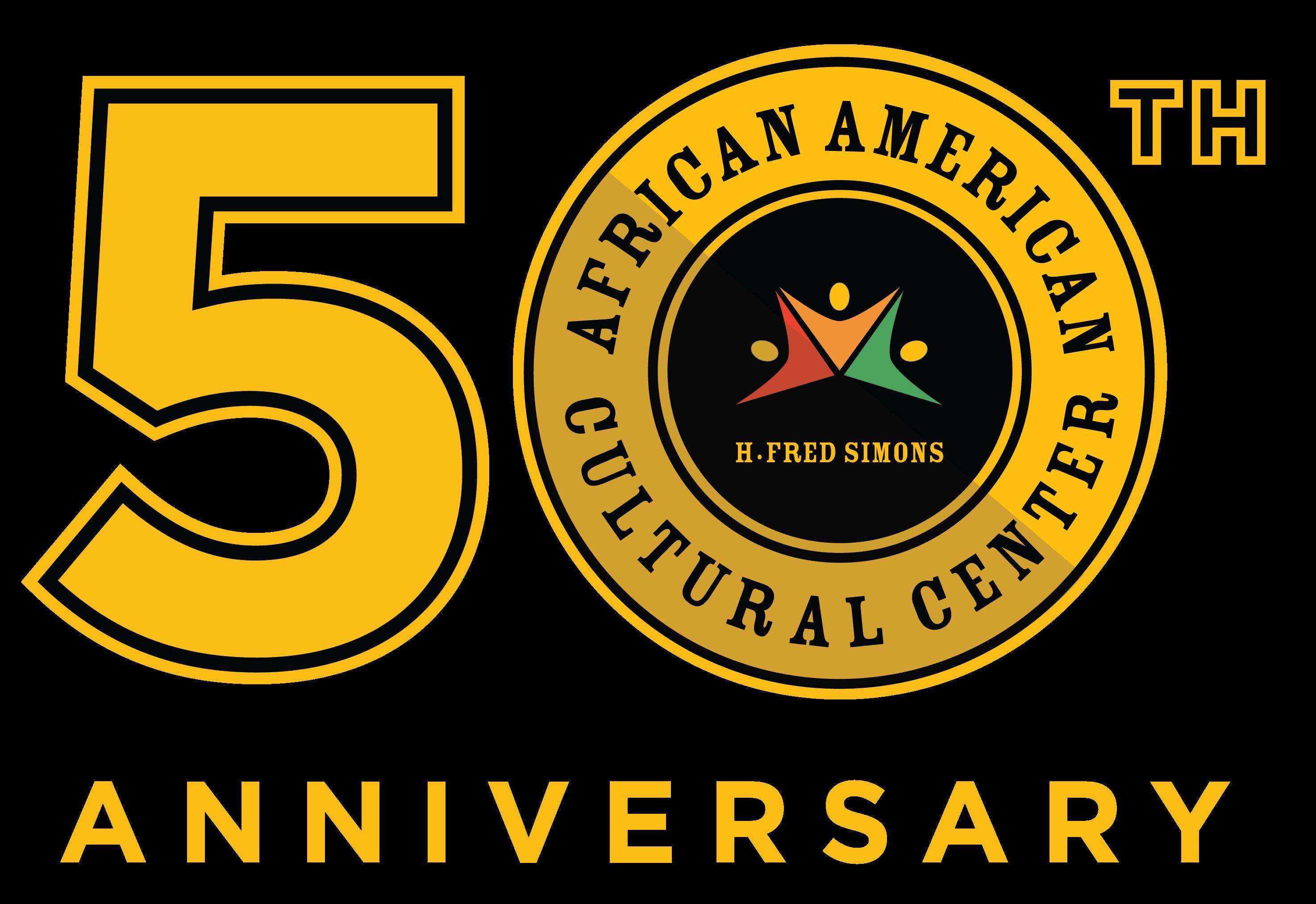 AACC 50th Logo